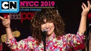 Other Friends Live Performance NYCC 2019 Cartoon Network