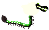 Centipeetle Mother Big PNG