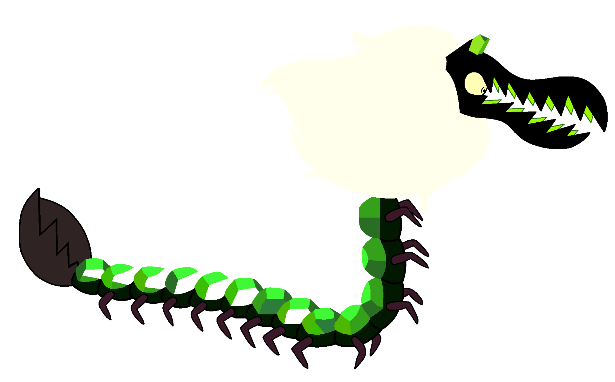 Image result for centipeedle