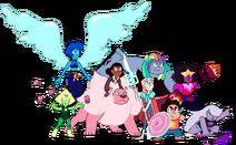 The Crystal Gems