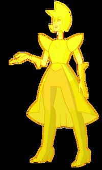 Yellow Diamond -Screen Palette-