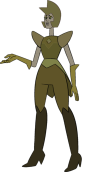 Yellow Diamond (Moon Base Palette) by RylerGamerDBS