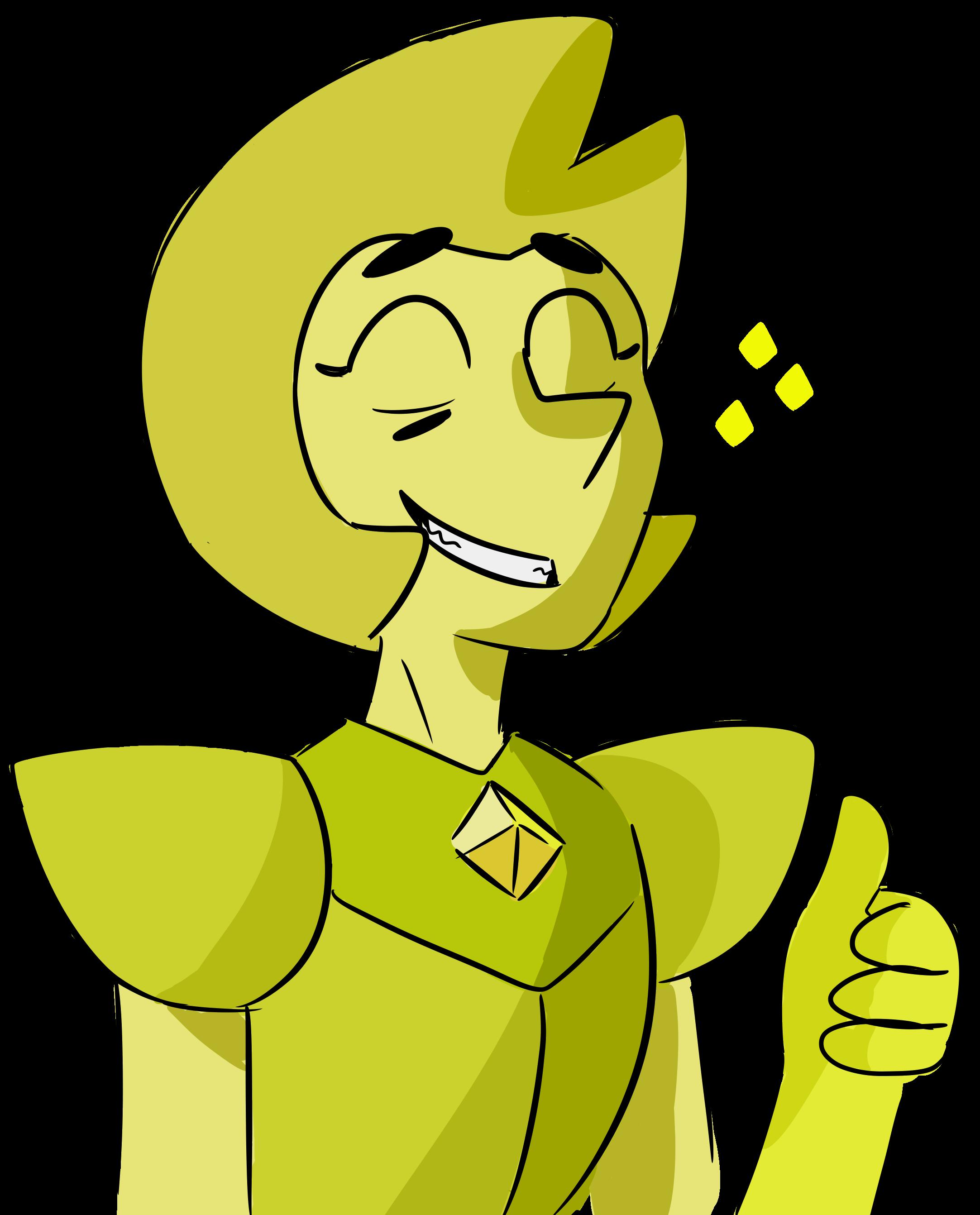 Ooc yellow diamond