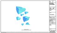 Gem Shards Model Sheet