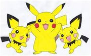 Pichu armyTO THE CORE