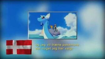 Pokémon intro in 15 languages, with lyrics