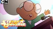 Steven Universe Mayor Dewey vs