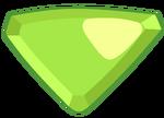 Squaridot Gemstone By TheOffColors
