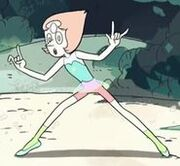 Pearl whatheheck dance thing