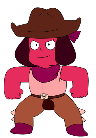 File:Cowboy Ruby Vector.png