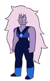 Amethyst - Right Shoulder byDavi