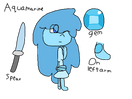 Aquamarine Ref
