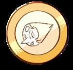 Pearl stamp