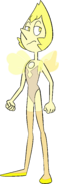 Yellow Pearl (Modelsheet) by RylerGamerDBS