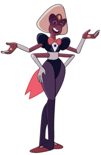 Sardonyx in front of Moon