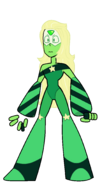 Peridot 2 With Gloves