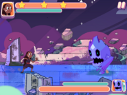 VS Strong Ice Monster