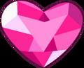 Shpinel gem heart by Gekapy