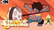 Steven Universe Smoky Quartz Cartoon Network