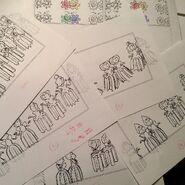 Jade Sketches by Tom Herpich