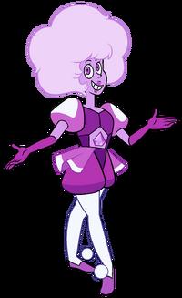 Pink Diamond (Moonbase Palette) by RylerGamerDBS