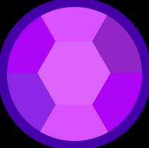 Amethyst's gemstone