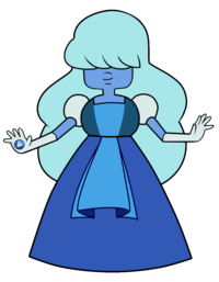 Frozen Sapphire