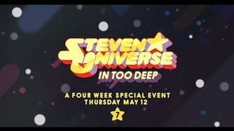 In Too Deep Steven Universe Cartoon Network
