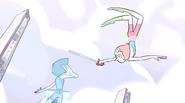 Pearl levitation