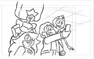 SU The Movie Selfie Board