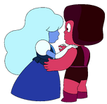 Ruby and Sapphire Fusion Dance