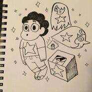JL SU Doodles