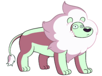 Lion GreenLightPalette2