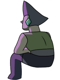 Unknown Green Gem from Movie by Kyrope
