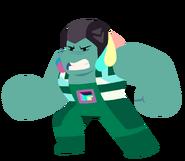 Green Bismuth by RylerGamerDBS