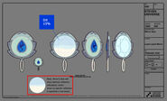Lapis Mirror Model Sheet