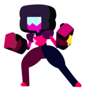 Save The Light Garnet by Pearl