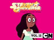Steven Universe Vol. 12 Cover (UK)