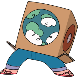 Steven Earth Box 081015WD