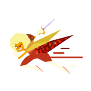 Hessonite Attacking
