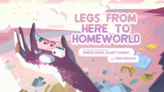 Legs From Here to Homeworld 000