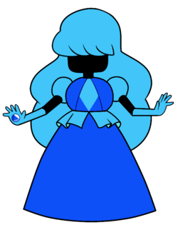 Sapphire Your Mother and Mine