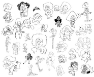 Morris Doodles 3
