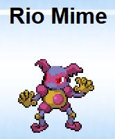 Rio mime