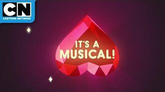 Steven Universe The Movie It's a Musical! Cartoon Network