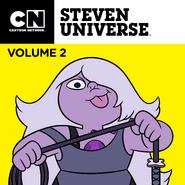 Steven Universe Vol. 2 Cover