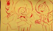 Bluebird Drawing 3