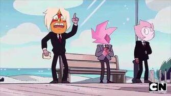 Rose Quartz Shattering Pink Diamond