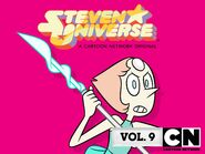 Steven Universe Vol. 9 Cover (UK)