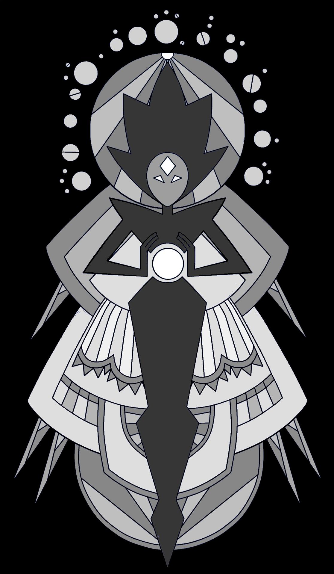Image - Colored White Diamond.png | Steven Universe Wiki | FANDOM ...